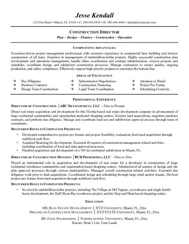 Tamu Resume Template
