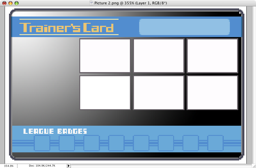 Trading Card Template Word Shatterlioninfo - Trading card template word