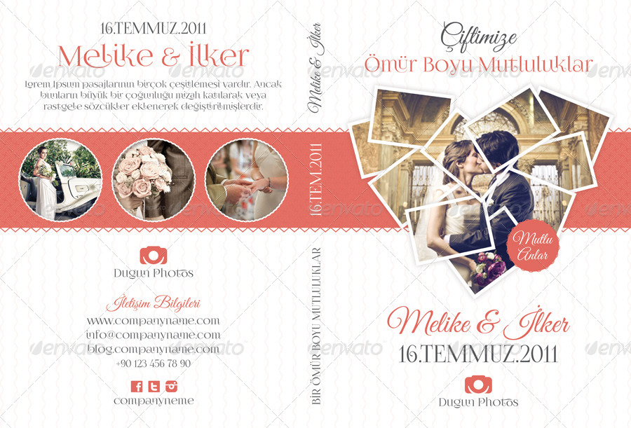 wedding invitation templates free download