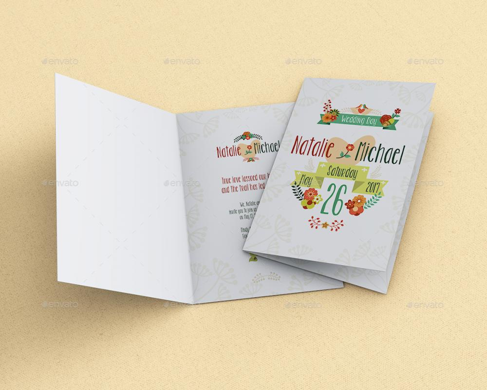 Wedding Invitation Templates Photoshop | shatterlion.info