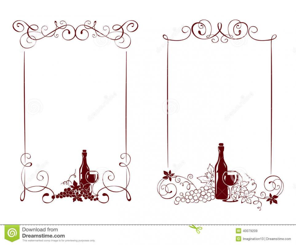 Wine Bottle Label Template | shatterlion.info