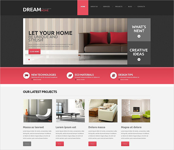 wordpress design templates