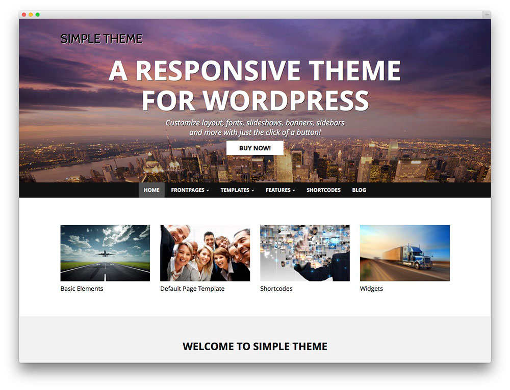 wordpress templates free
