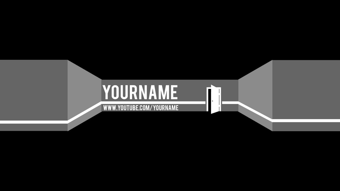 Youtube Banner Size Template | shatterlion.info