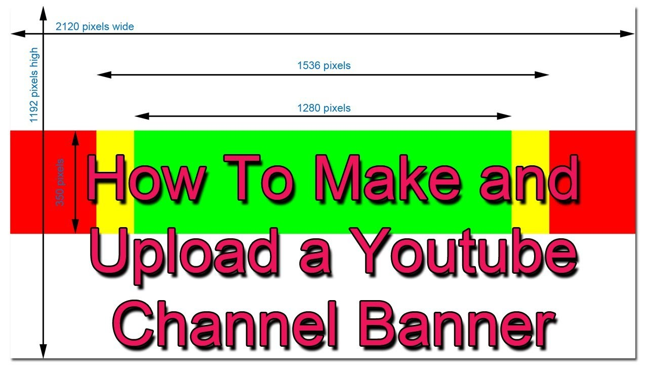 youtube channel art sizes youtube one channel art template adobe