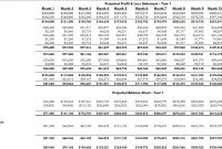 Year Financial Projection Template Shatterlioninfo - 3 year financial projection template