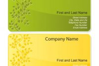 Blank Business Card Template Microsoft Word Shatterlioninfo - Blank business cards templates free download