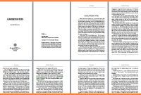 Free Booklet Template Word shatterlioninfo