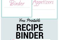 making your own cookbook template muco tadkanews co