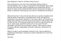 professional reference letter template shatterlion info