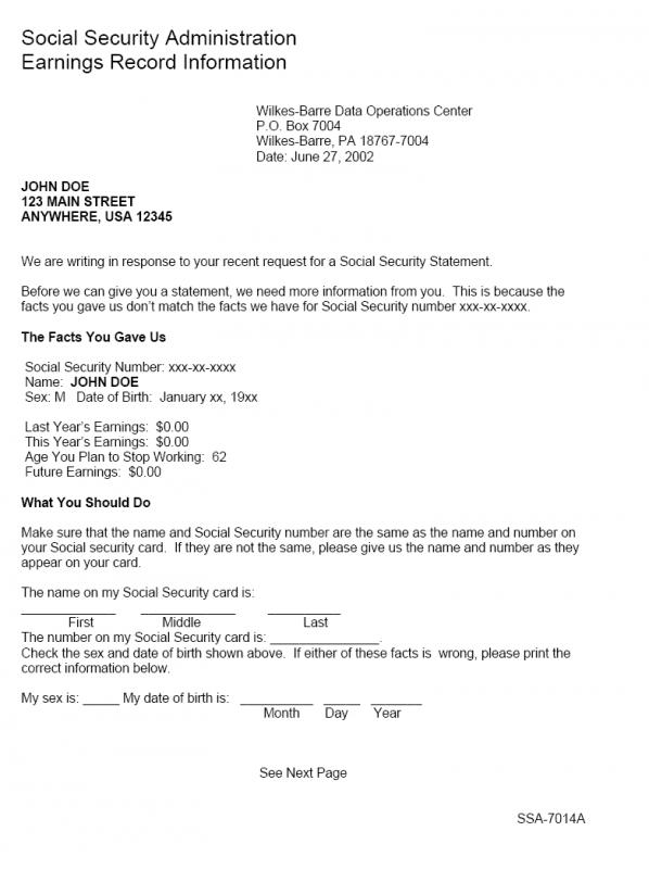 award letter for social security social security card template pdf shatterlion info 3357