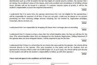 Sponsorship Agreement Template