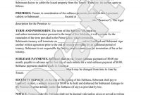 Take Over Car Payments Contract Template | shatterlion info