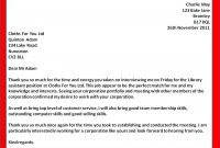 thank you email after interview template