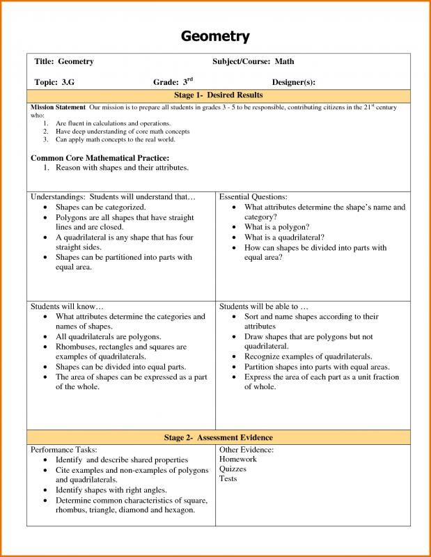 Deped Ubd lesson Plan in english I