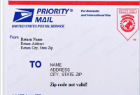Ups Shipping Label Template | shatterlion info