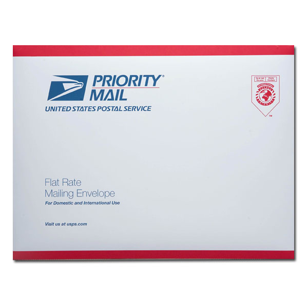 It is a photo of Adorable Priority Mail Express Mailing Label